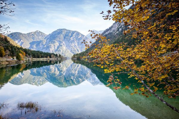 These are the 10 most beautiful lakes in Austria