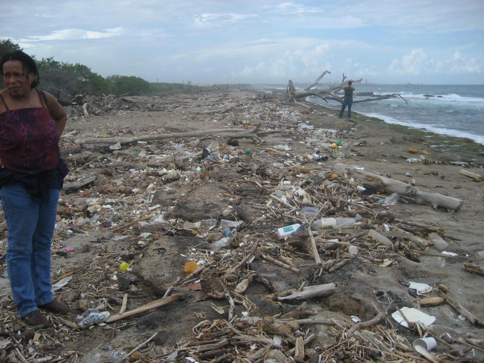 Haina Beach en République dominicaine