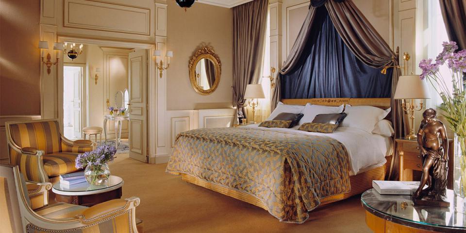 20 chambres d 39 h tels extraordinaires qui font le prestige - Chambres des notaires de paris ...