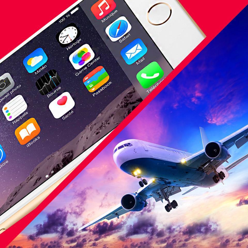 Un voyage pour le prix d'un iphone 6