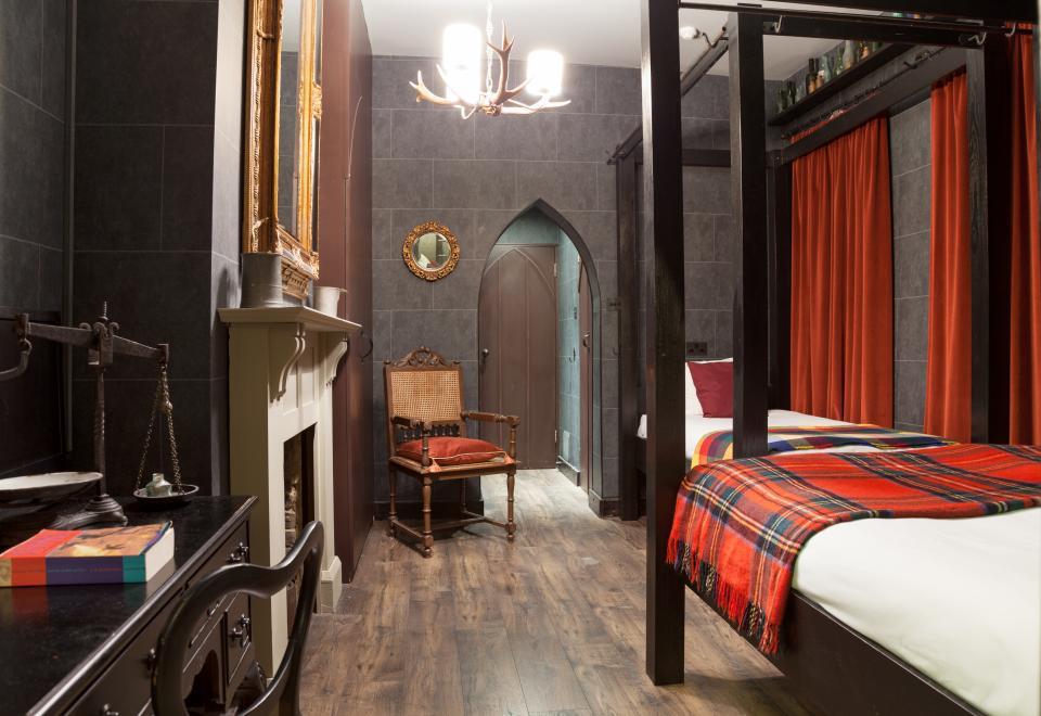 Camera Da Letto Stile Harry Potter : Hotel dedica due stanze a harry potter easyviaggio
