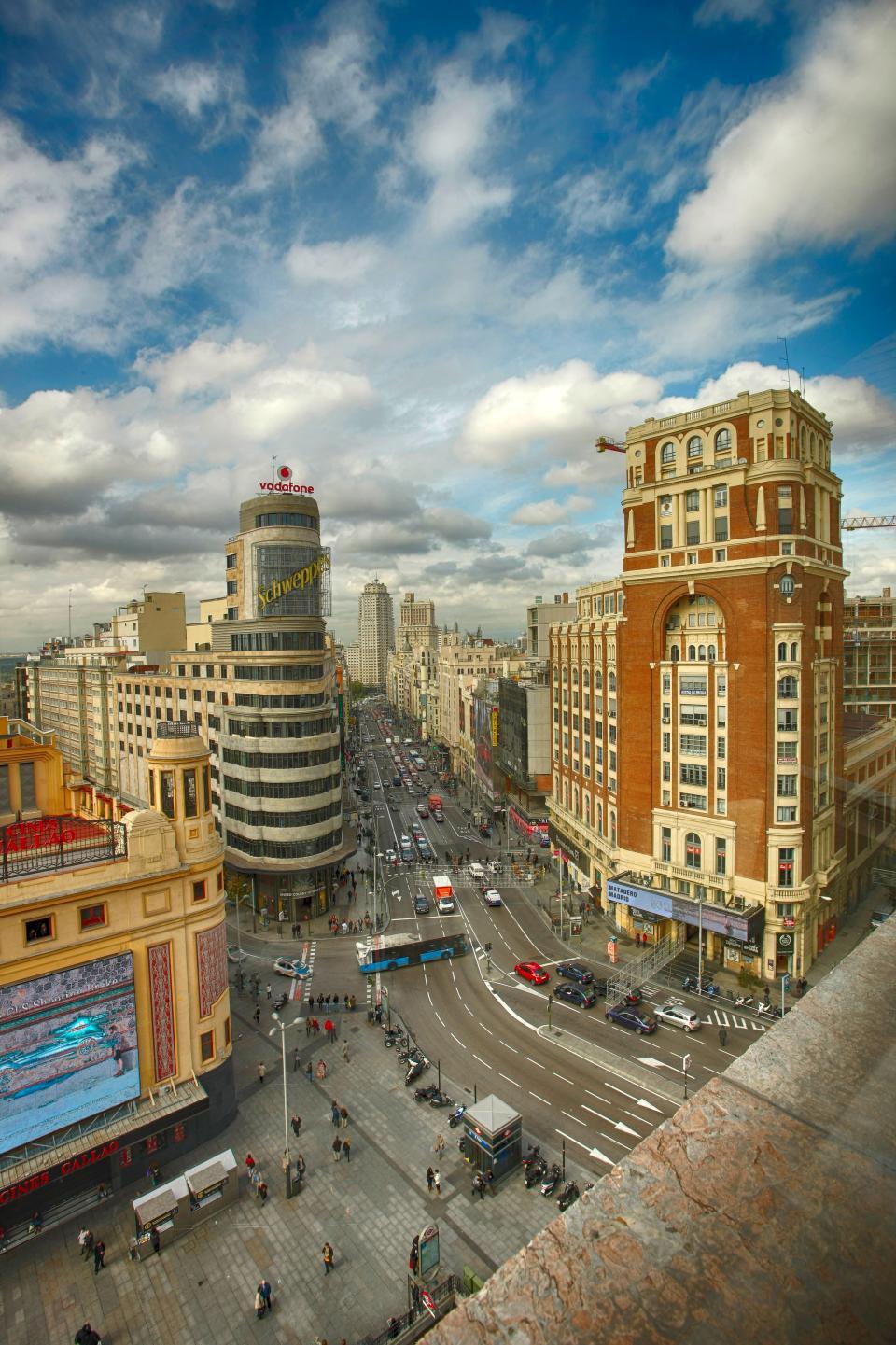 Les plus belles terrasses de madrid easyvoyage for Les plus belles terrasses