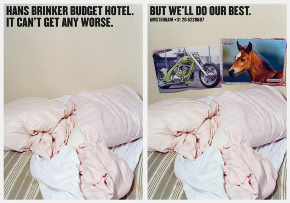 Le service chez Hans Brinker Budget Hotel