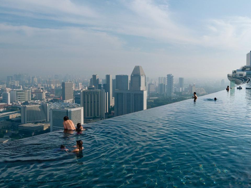 Bien-aimé Les 10 piscines les plus incroyables au monde - Easyvoyage HW59