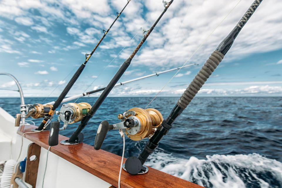 Bagages et canne à pêche avec Air Méditerrannée