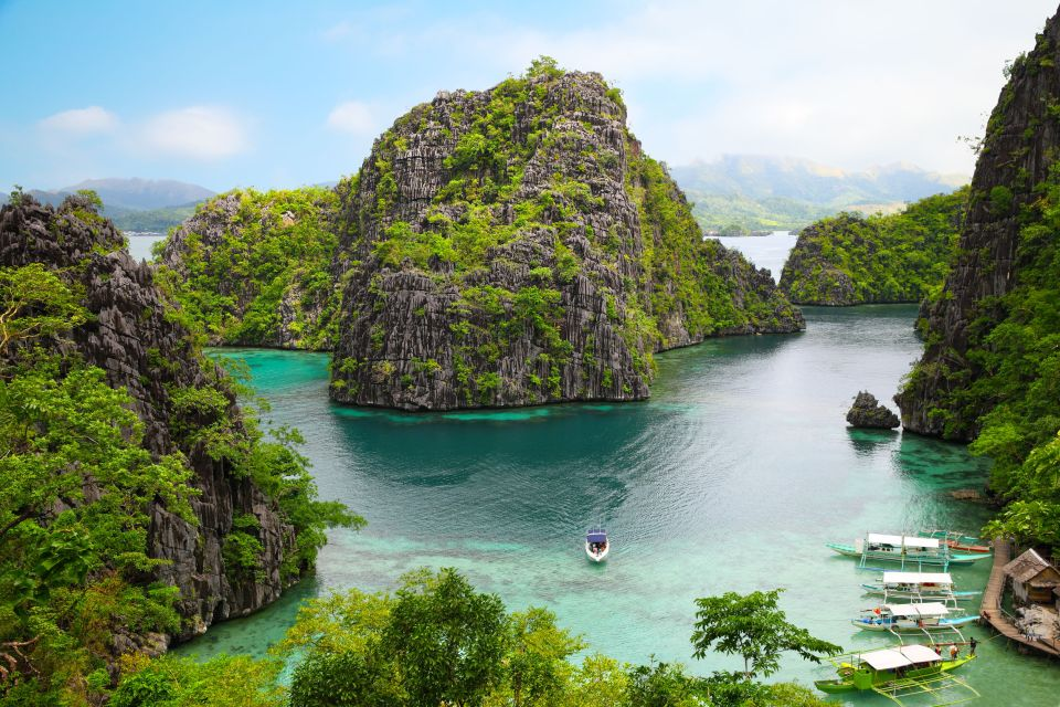 La situation de Palawan