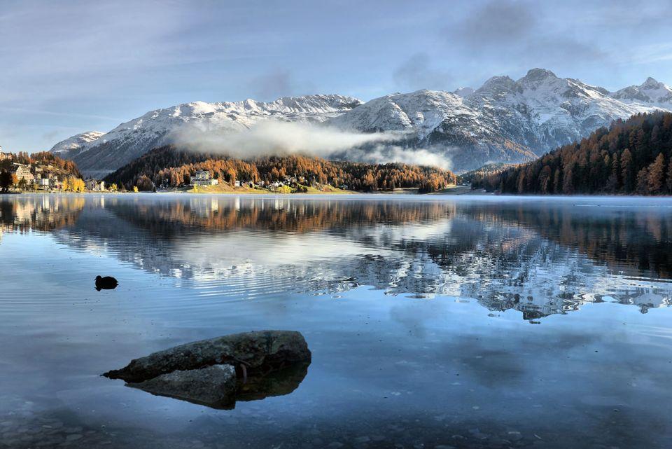 Saint-Moritz (Suisse)