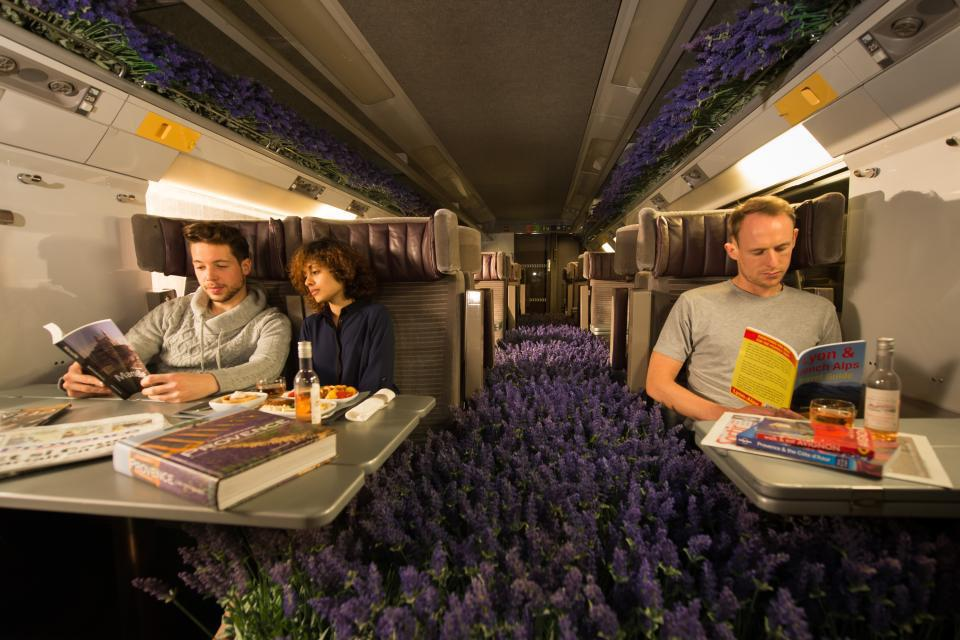 Eurostar Heads South With New Tickets To Lyon Easyvoyage