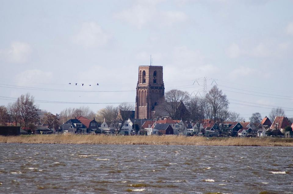 El pintoresco Norte de �msterdam
