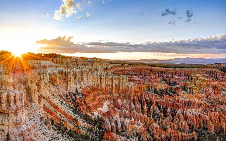 Le Bryce Canyon aux USA