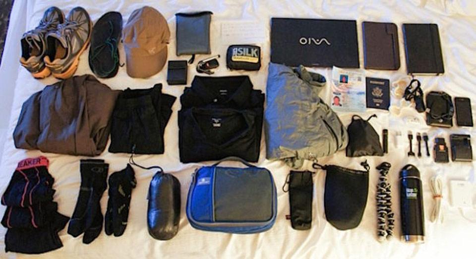 Une valise de moins de 10 kilos d fi accept easyvoyage - Comment faire une valise sans froisser les vetements ...
