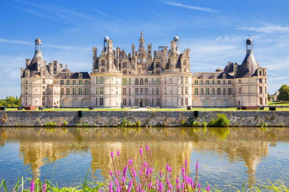 Les plus beaux ch teaux du monde easyvoyage - Les plus beaux jardins des chateaux de la loire ...