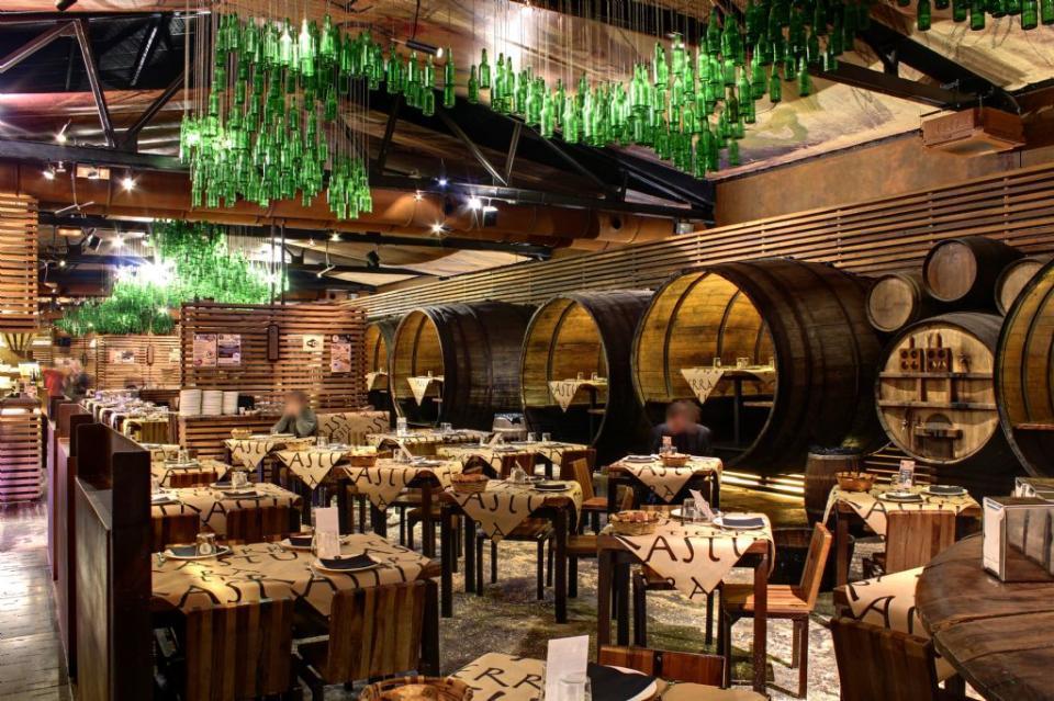 Tierra astur a la vanguardia de la cocina asturiana for Cocina asturiana