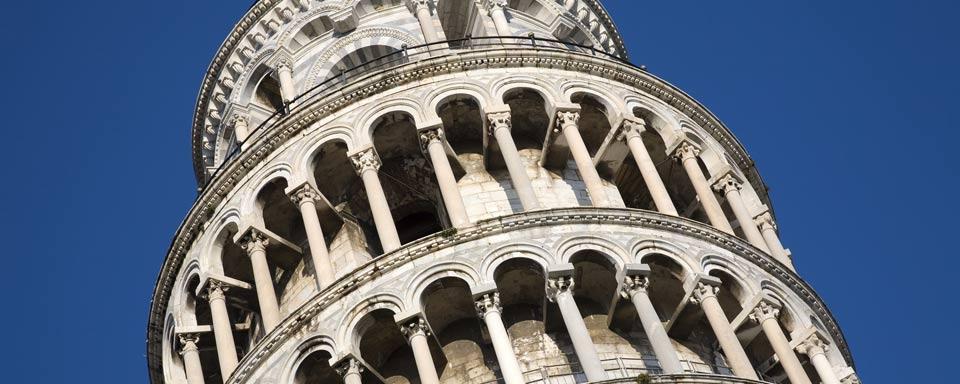 Italie la tour de pise va devenir un h tel easyvoyage - La tour de pise se redresse ...