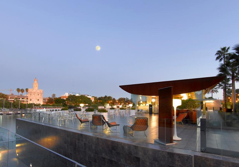Les plus belles terrasses de Séville  Easyvoyage[R