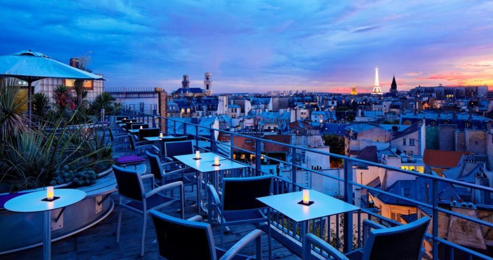 Les Vraies Terrasses Pour Boire Un Verre Paris Easyvoyage