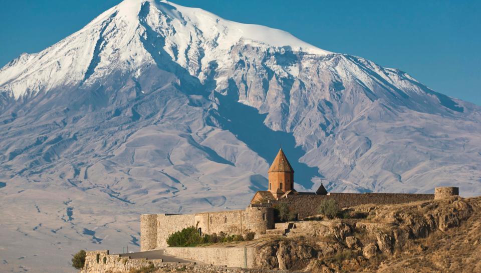 Le mont Ararat, symbole du pays