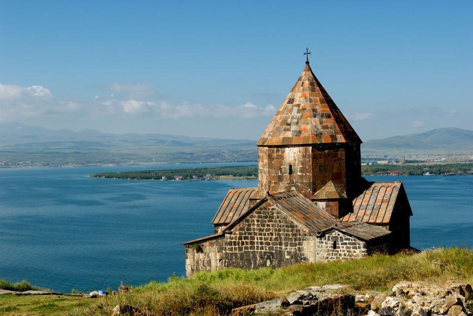 Le lac Sevan