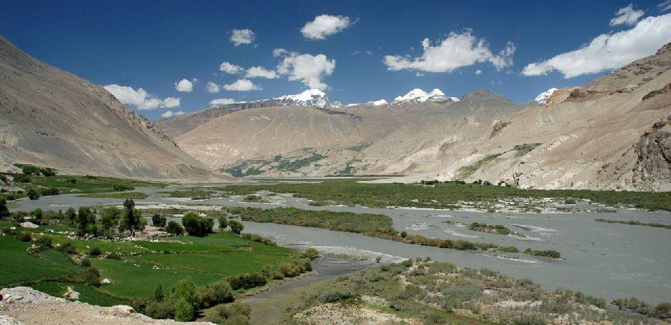 AFGHANISTAN : Parc national du Wakhan