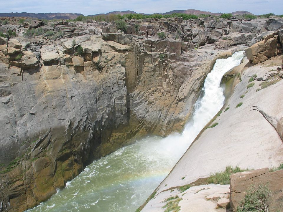 Parco Nazionale Augrabies Falls
