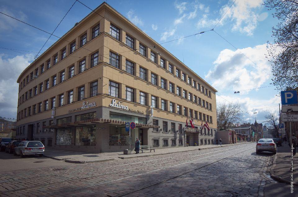 Miera Iela, Riga
