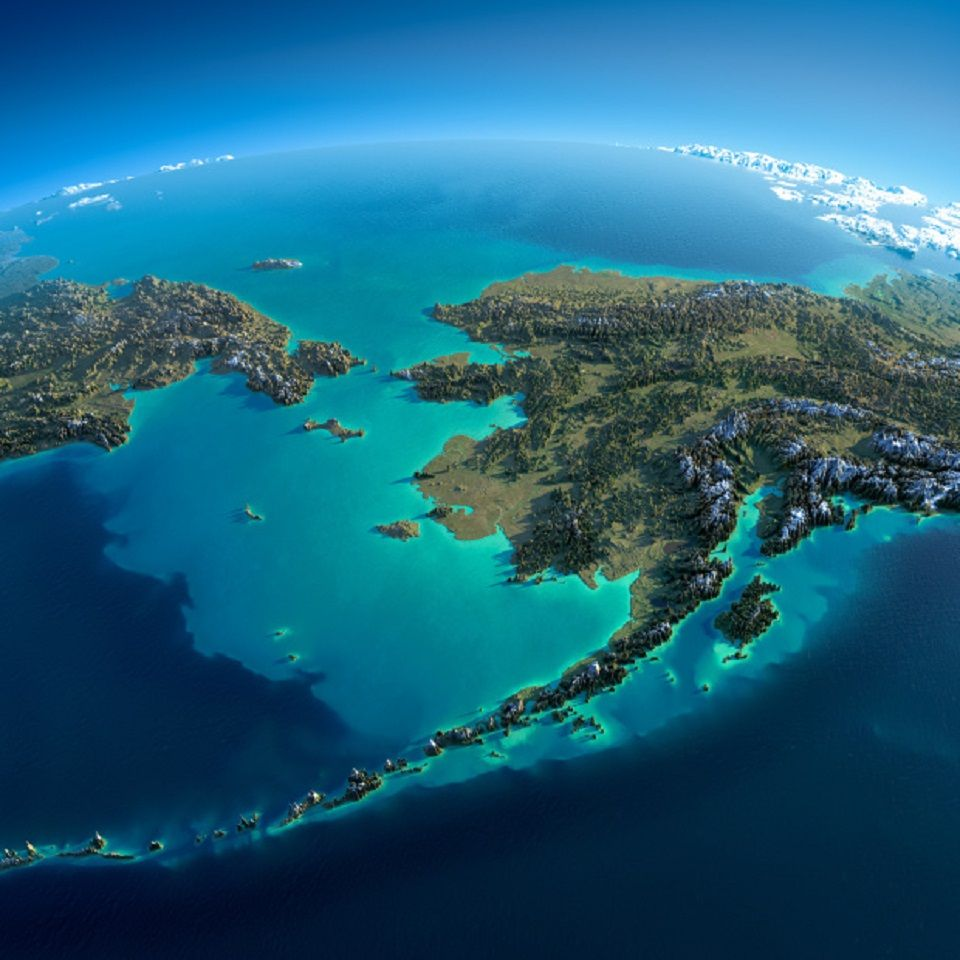Photos de la Terre vue de l'espace - Easyvoyage