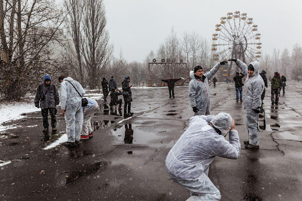 National Geographic Tours >> Reportage : le tourisme nucléaire à Tchernobyl - Easyvoyage