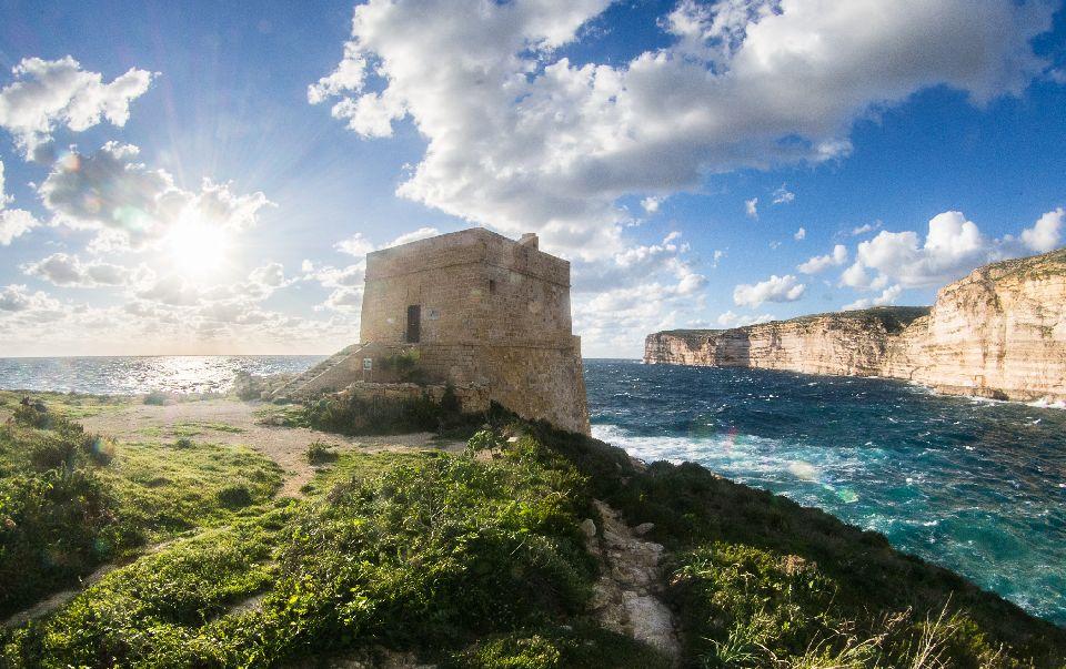 10 segreti di malta tra arte e mare cristallino easyviaggio - Finestra sul mare malta ...