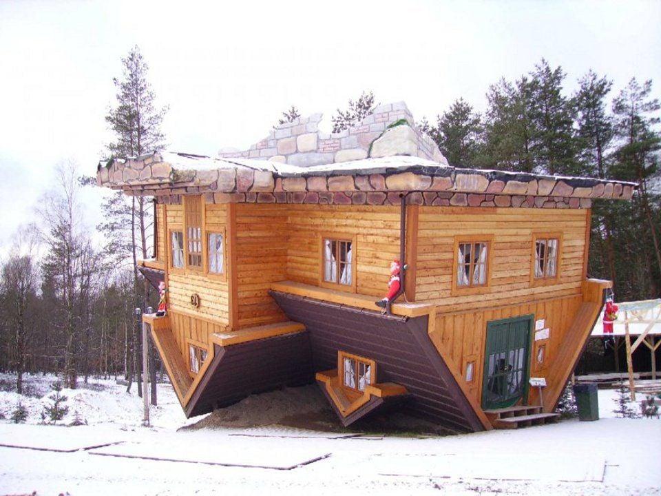Les maisons les plus bizarres dans le monde easyvoyage - Ventes privees maison du monde ...