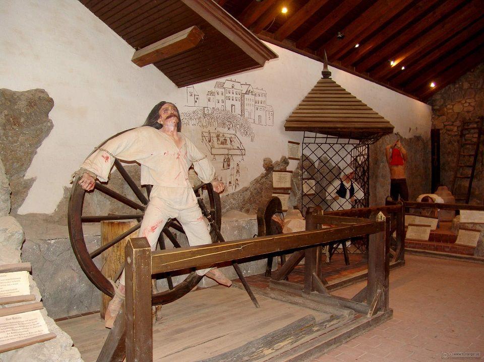 2. Torture Museum, Amsterdam