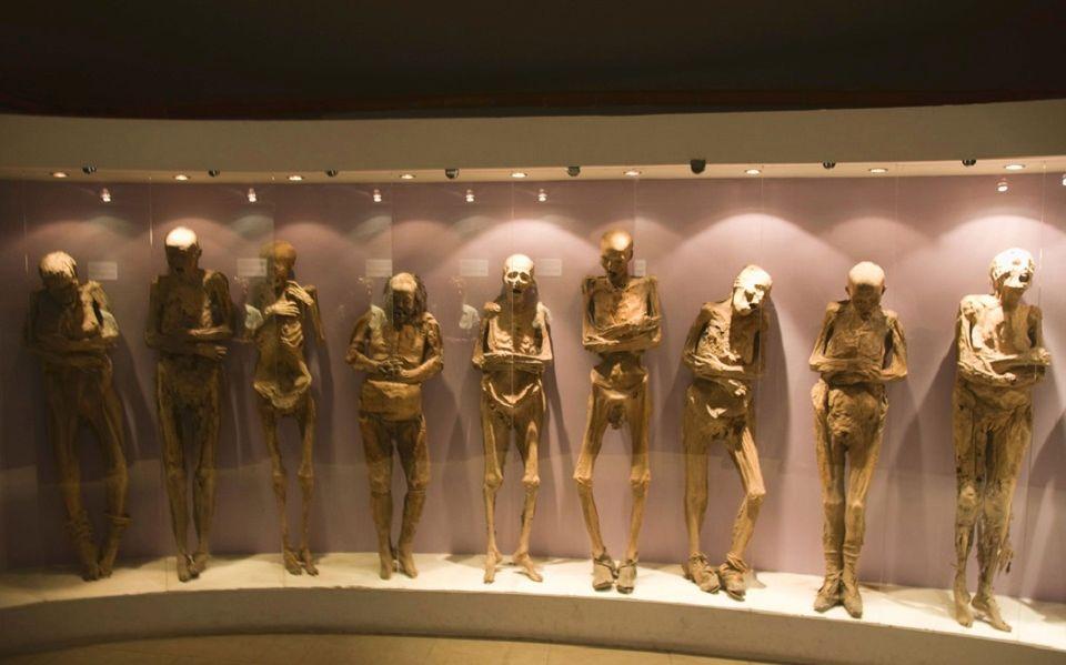 3. Museo de la Momias, Mexico