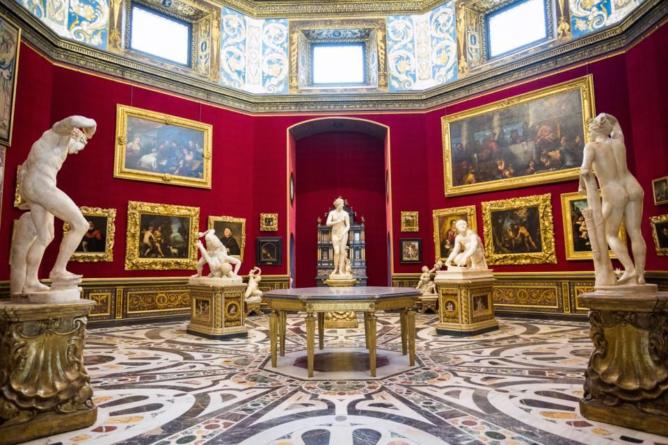 Voyage dans les plus grands mus es du monde easyvoyage - Musee des offices florence reservation ...