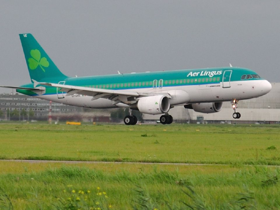 Man restrained by Aer Lingus flight crew dies after biting