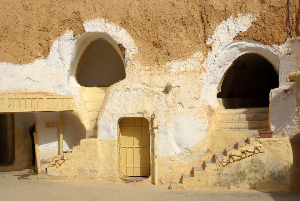 La ferme des Lars à Matmata en Tunisie