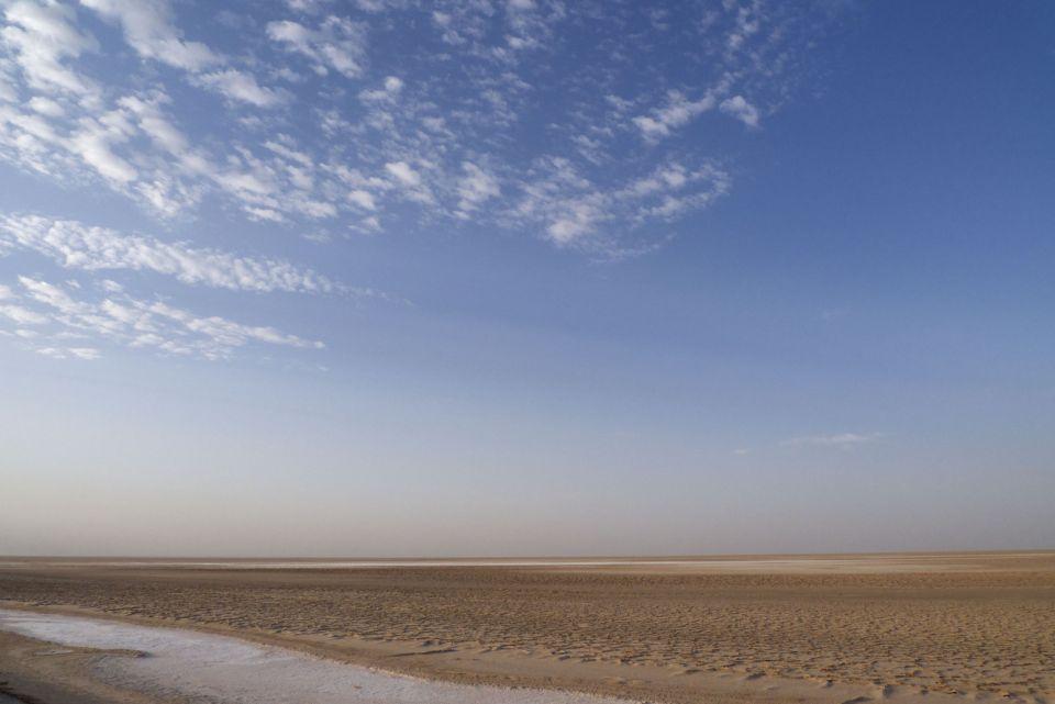 La ferme des Lars à Chott el Jerid en Tunisie