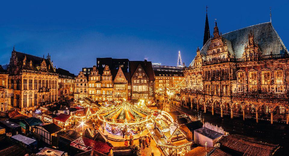 Le marché de Noël de Brême
