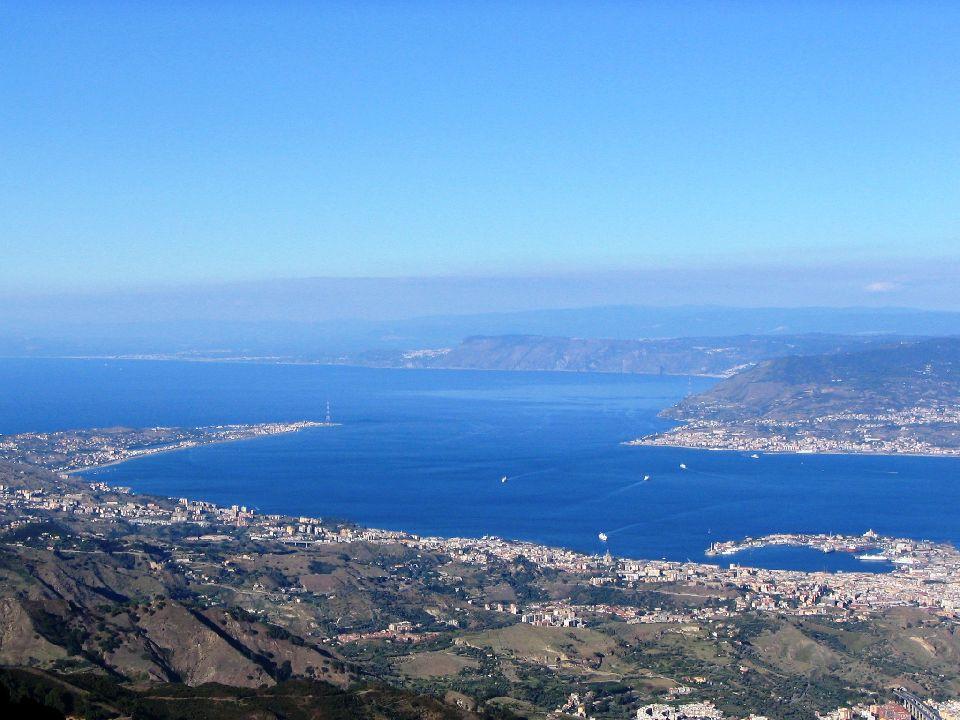 Straits of Messina, Italy