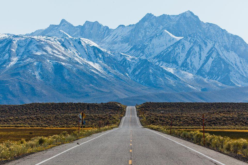 Nevada Triangle, USA