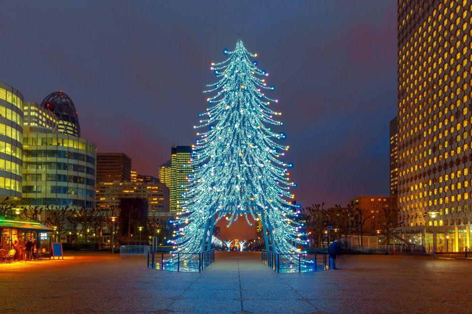 Arche de Noël à la Défense