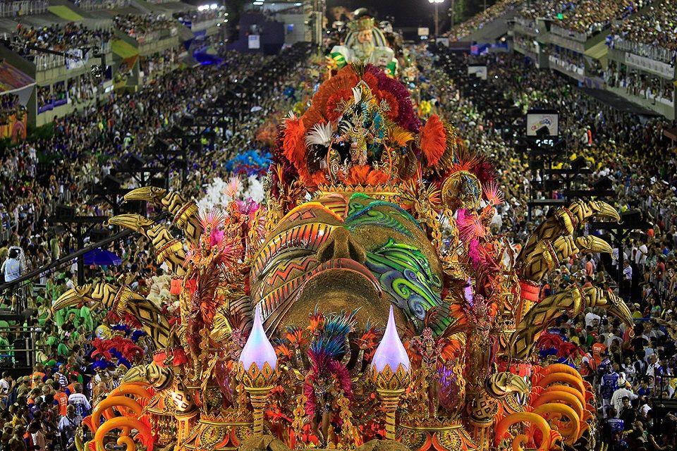 Les Plus Beaux Carnavals Aux Quatre Coins Du Monde