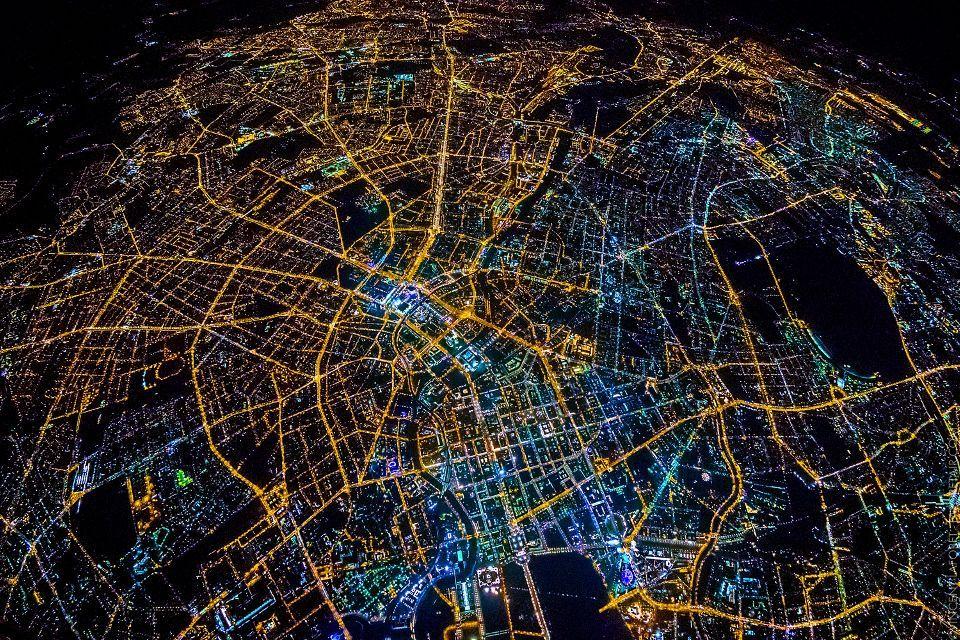 Photos De Nuit Les Grandes Villes Du Monde Magnifi 233 Es