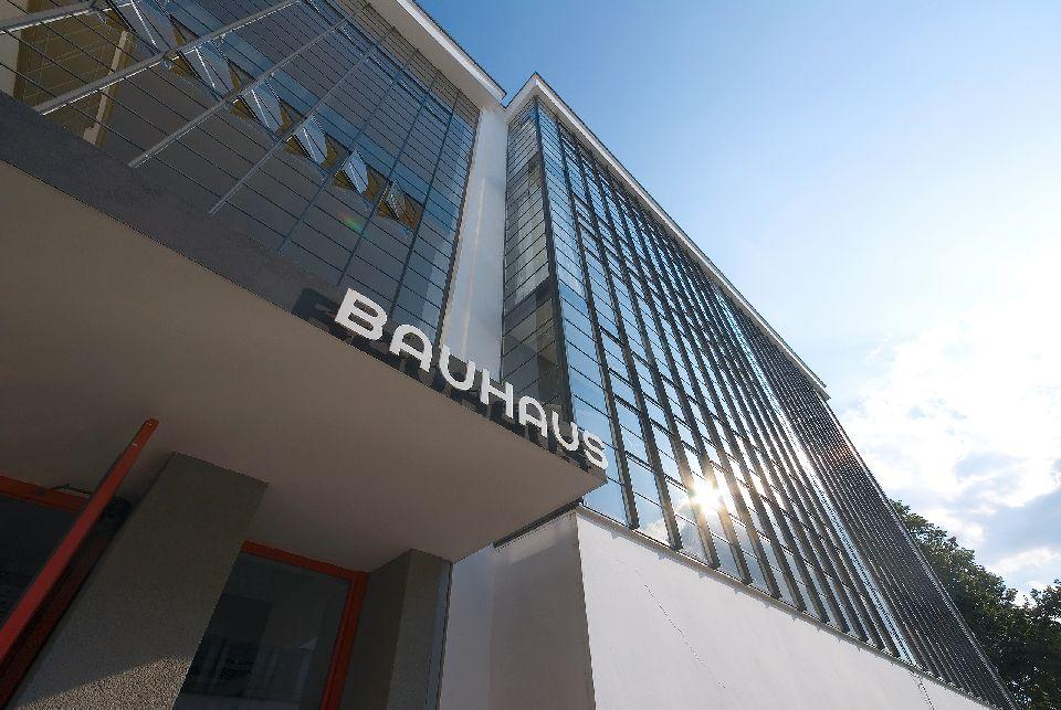 Le Bauhaus et ses sites de Weimar et de Dessau