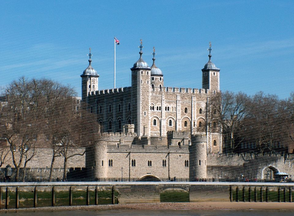 5. Best UK attraction: Tower of London