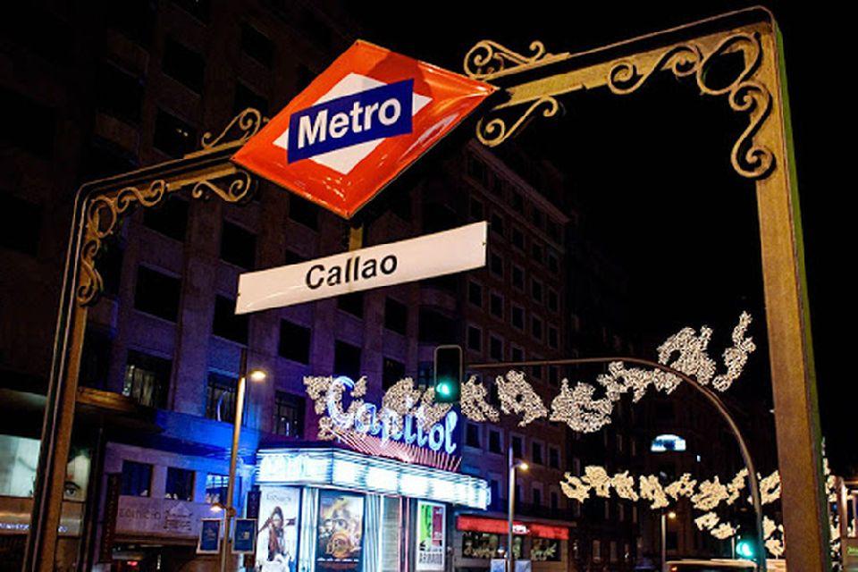 estaciones de servicio comunidad de madrid:
