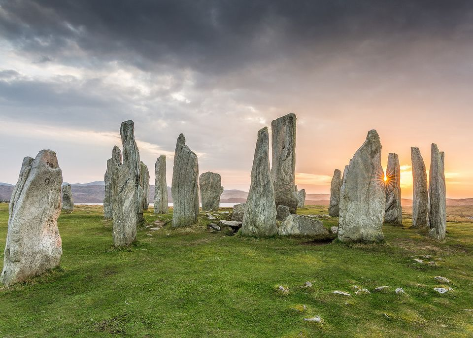 The Standing Stones of Callanish, Isle of Lewis