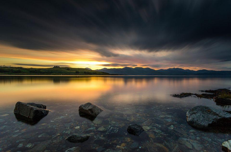 Loch Linnhe, Argyll