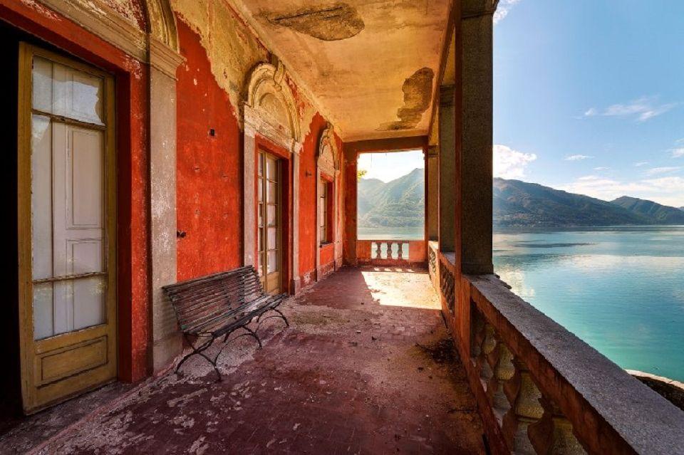 Le meraviglie abbandonate in italia easyviaggio for Seminterrato di case abbandonate
