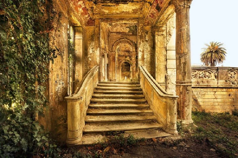 Le meraviglie abbandonate in italia easyviaggio for Disegni di case abbandonate