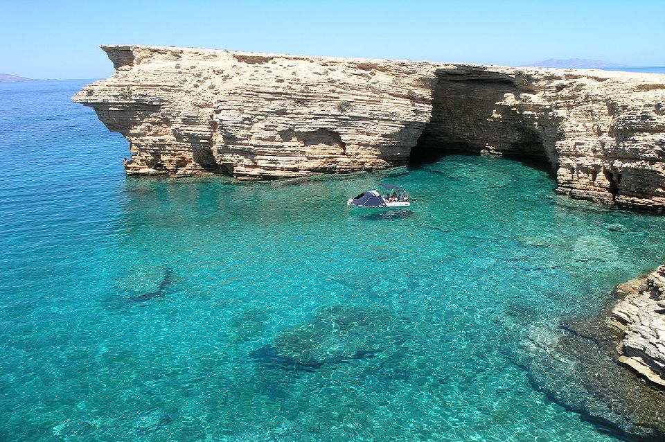 1. Koufonisia, Greece