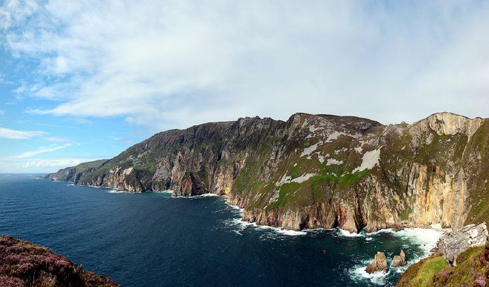 4. Slieve League Cliffs, Donegal